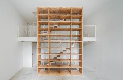 DL HOUSE - House for an Artist