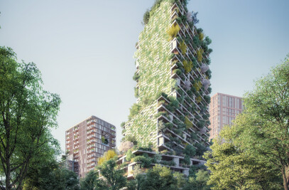 The first Dutch Vertical Forest
