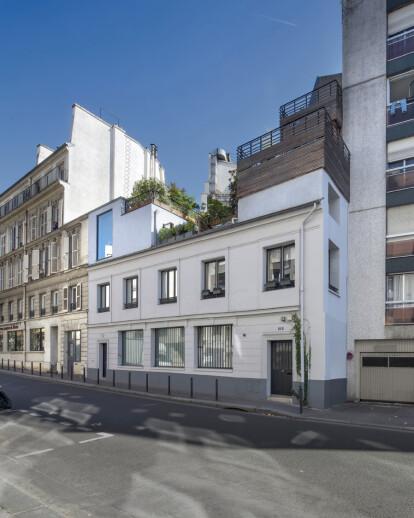 Housing, Paris (75011)