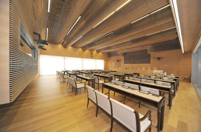 Conference Room in the Spanish Parliament