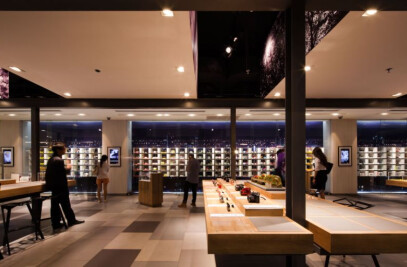 Big Camera branded retail environment