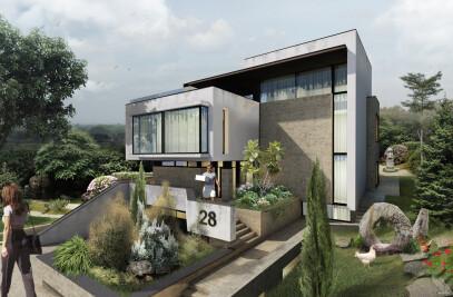 Modern House 28