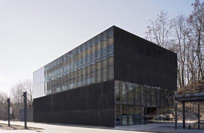 Neubau Depot und Verwaltung RUHR MUSEUM in Essen