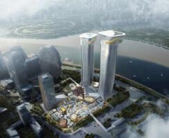 Zhuhai Hengqin Headquarters Complex (Phase II), Zhuhai, China