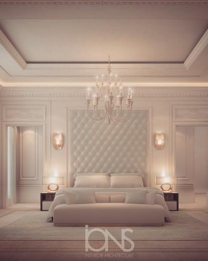 Bedroom Design in Dramatic Contrast  IONS DESIGN  Archello