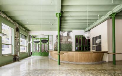 Flores & Prats Architects