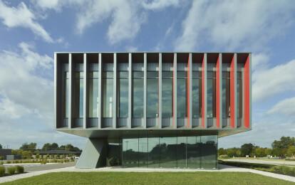 Marlon Blackwell Architects