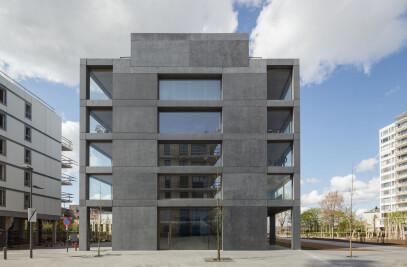 Winter Garden Housing Antwerp Nieuw Zuid
