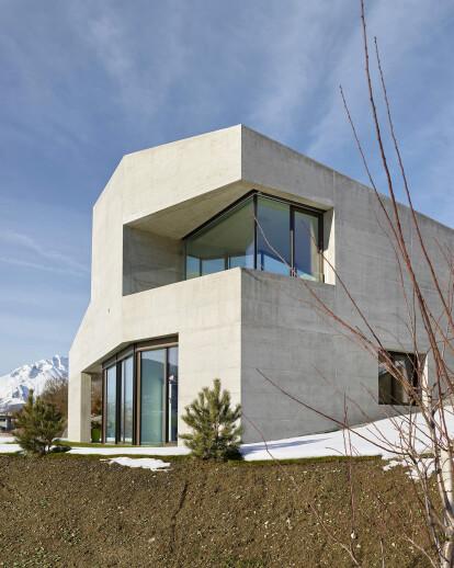 House in Grimisuat