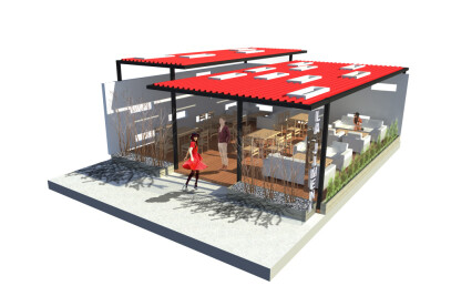 La Jimena Terrace