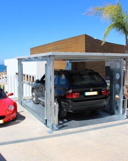 Ocean View Parking