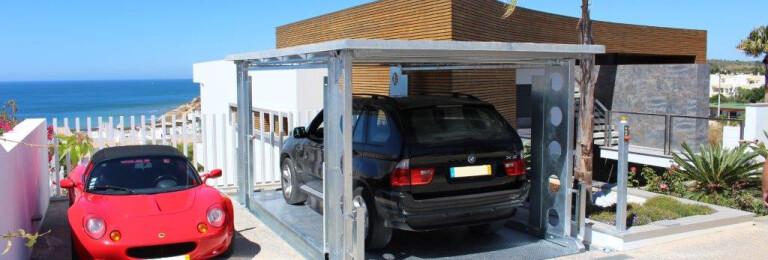 Car lift IP1-CM FF42