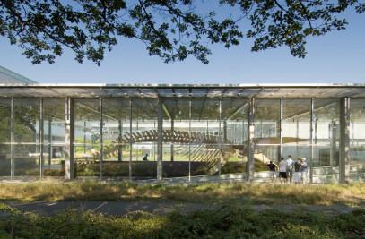 Beaty Biodiversity Center and Aquatic Ecosystems Research Laboratory