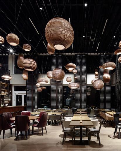 Motel One Munich–Campus Restaurant