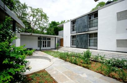 Krishnamurti Foundation India- Rishi Valley School