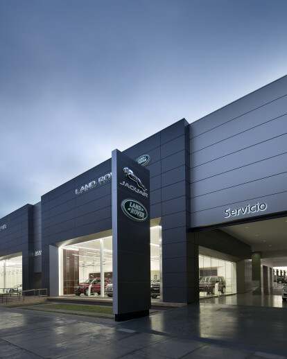 Jaguar Land Rover Lima