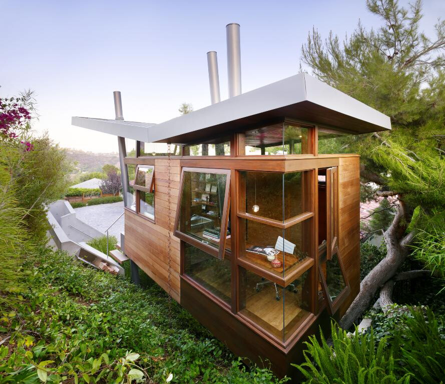 California Treehouse