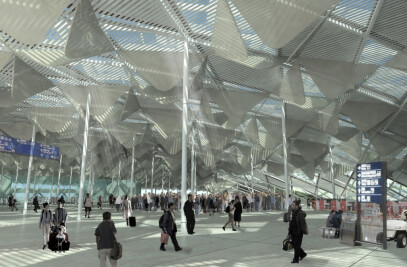 Hong Kong Boundry Crossing Facilities Competition