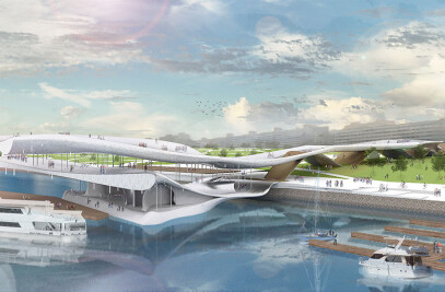 Seoul Yeoui-Naru Ferry Terminal Design Competition