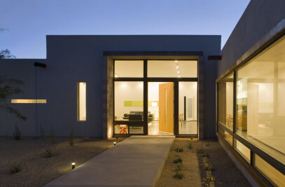 the Six: Courtyard Houses
