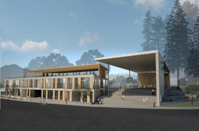 College of Marin New Academic Center