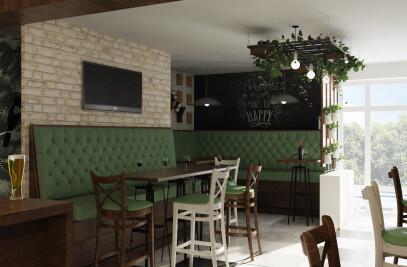 Modern Wine Bar