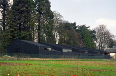 Forestry hangar