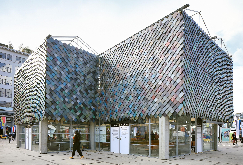 People's Pavilion  by bureau SLA & Overtreders W