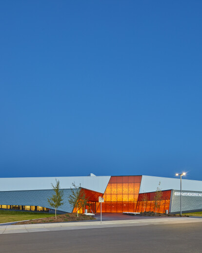 Great Plains Recreation Facility