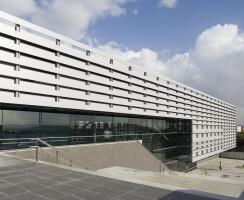 RIVAS-FUTURA underground station [METRO de MADRID]