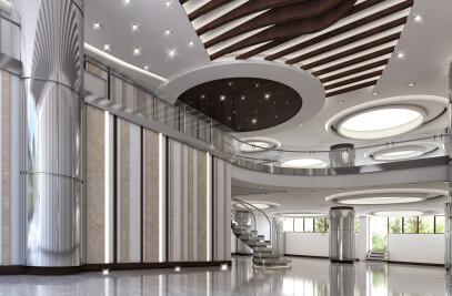 Interior Design Of Villa Tower Market