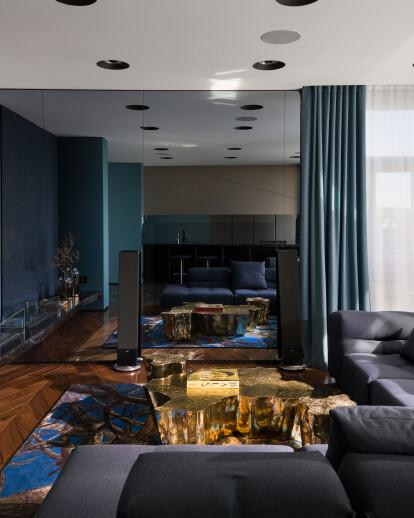 Fashion apartments in Kiev