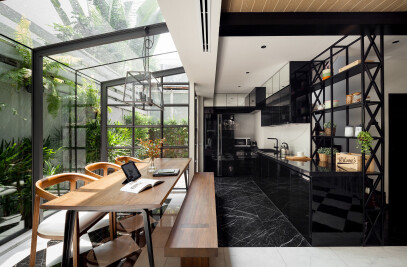 Baan Flower Cage(Flower Cagehouse)