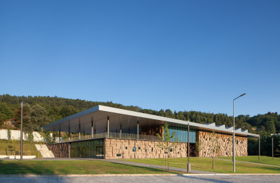 Gymnastics Training Center of Guimaraes