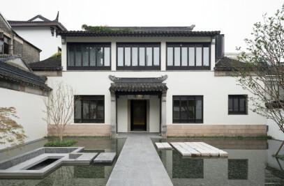 Historic House Renovation in Suzhou