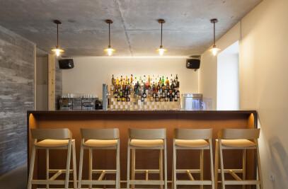 Entre Portas Bar / Restaurant