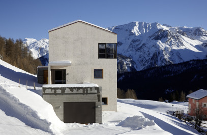 Single family house in Val Monastero