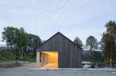 Atnbrufossen Vannbruks Museum