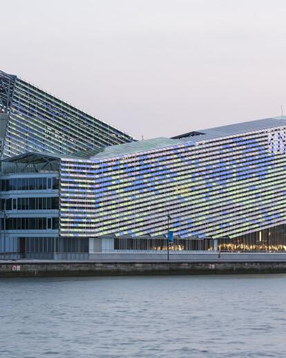 Headquarters of Métropole Rouen Normandie