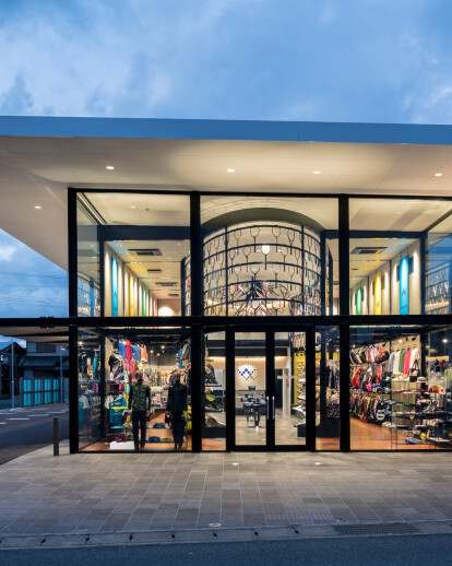 WADA Sports, Flagship Store