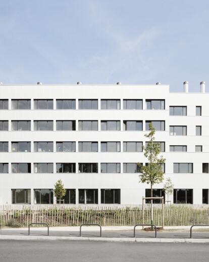 MAX WEBER BUILDING