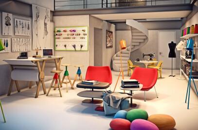 Edifício Comercial UNE || Idea!Zarvos