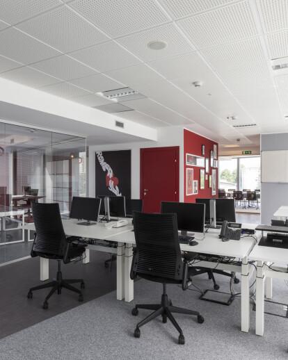 An office in Verona