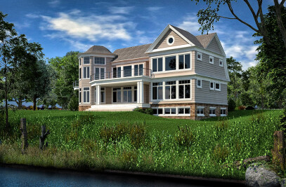 architectural 3d visualization and rendering company