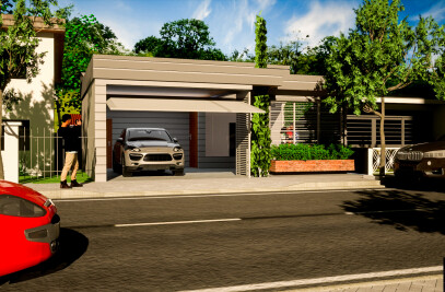 Residential Project House