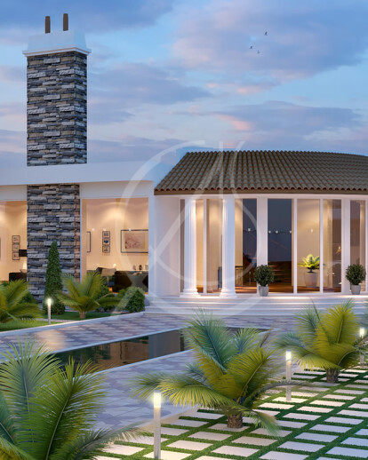 Family Luxury Holiday Home Design