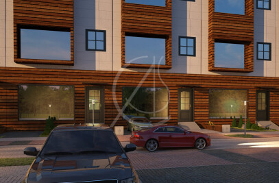 Fruitful Sustainable Container House