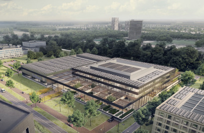 Global Foods Innovation Centre in Wageningen