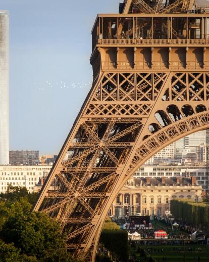 Mirage - Montparnasse Tower Renovation