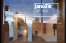 Janosik Design Window Showroom